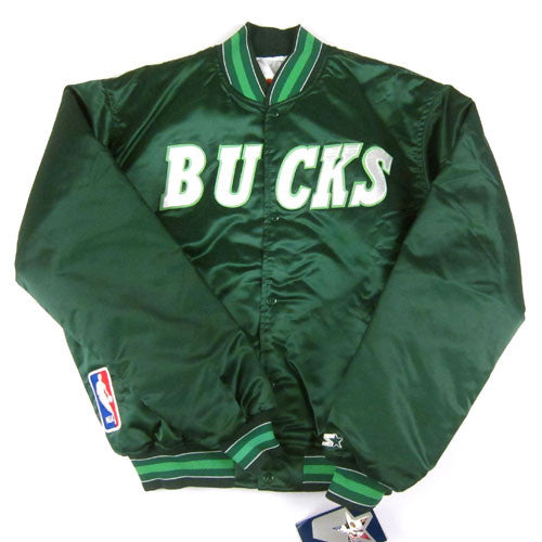Vintage Milwaukee Bucks Starter Jacket NWT