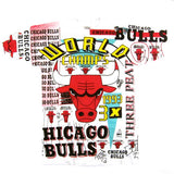 Vintage Chicago Bulls 1993 3-Peat T-Shirt