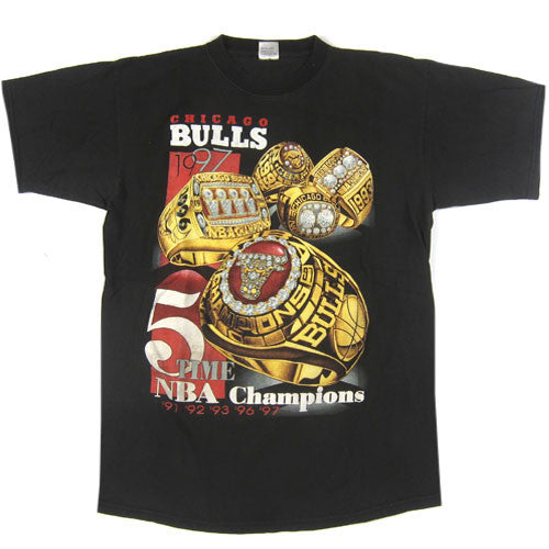 Vintage Chicago Bulls 1997 Champs T-shirt
