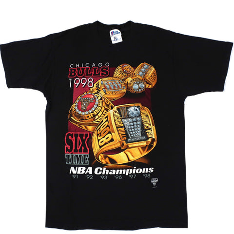 Vintage Chicago Bulls 1998 Champs T-shirt
