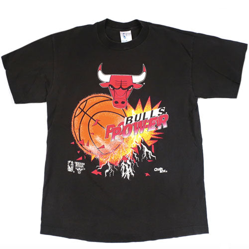 Vintage Chicago Bulls Power T-shirt