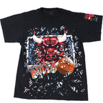 Vintage Chicago Bulls Shattered Backboard T-shirt