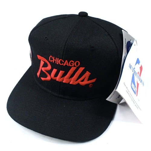 Vintage Chicago Bulls Sports Specialties Hat NWT