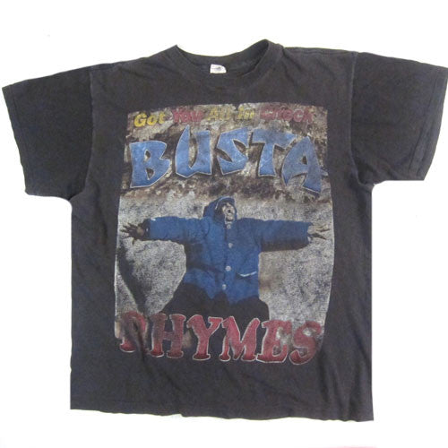 Vintage Busta Rhymes Got You All In Check T-Shirt