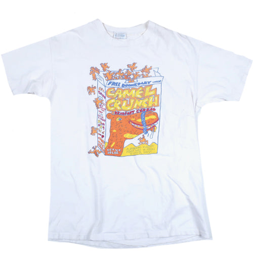 Vintage Camel Crunch Cereal T-shirt