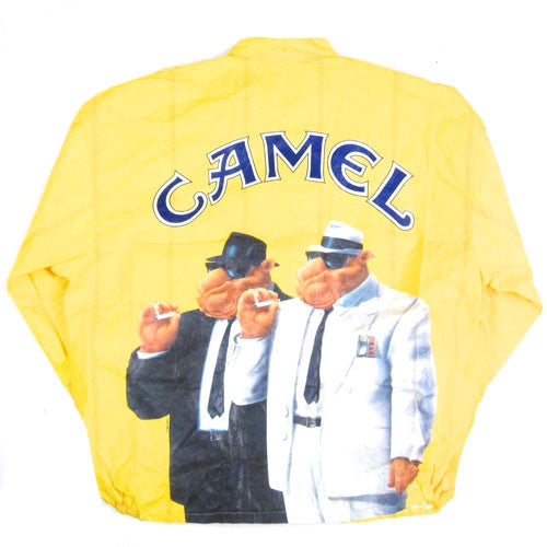 Vintage Joe Camel Cigarettes 1992 Jacket