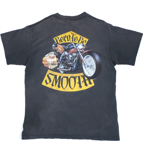 Vintage Camel Sturgis '91 Born To Be Smooth T-Shirt