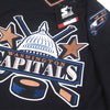 Vintage Washington Capitals Starter Hockey Jersey NWT