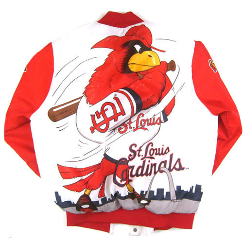 Vintage St Louis Cardinals Chalk Line Jacket