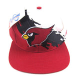 Vintage Arizona Cardinals Splash Snapback Hat NWT