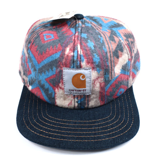 Vintage Carhartt Aztec Snapback Hat – For All To Envy 7ac4e799416