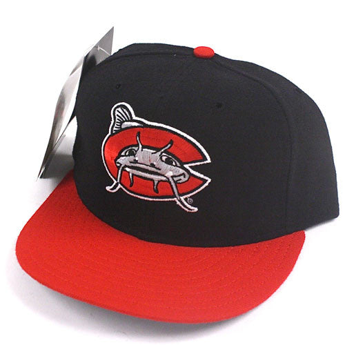 Vintage Carolina Mudcats Fitted Hat NWT