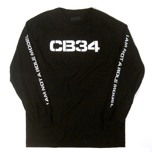 "For All To Envy ""CB34"" Long Sleeve T-Shirt"