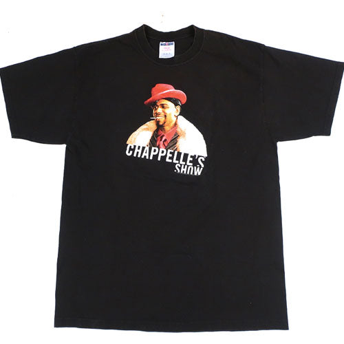 Vintage Chappelle's Show Silky Johnson T-shirt