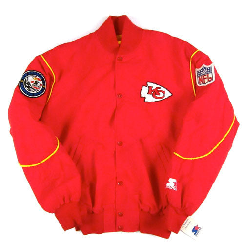 Vintage Kansas City Chiefs Starter Jacket NWT