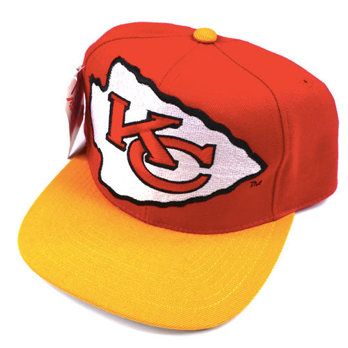 Vintage KC Chiefs Fitted NWT