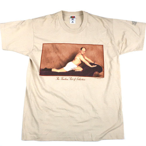 Vintage Seinfeld Costanza Timeless Art of Seduction T-Shirt