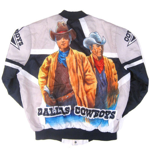 Vintage Dallas Cowboys Chalk Line Jacket