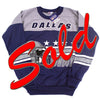 Vintage Dallas Cowboys Crewneck Sweatshirt NWT