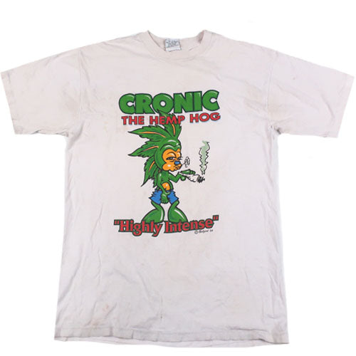 Vintage Cronic the Hemp Hog T-shirt