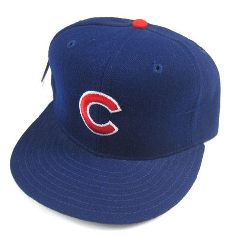 Vintage Chicago Cubs New Era Fitted Hat NWT