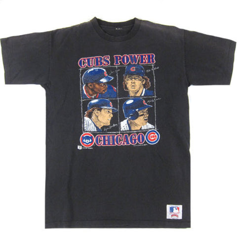 Vintage Chicago Cubs Power T-Shirt