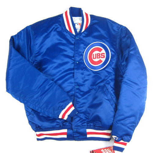 Vintage Chicago Cubs Starter Jacket NWT