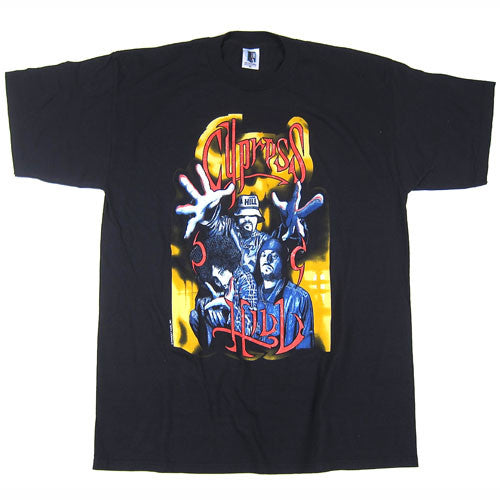 Vintage Cypress Hill Experience T-Shirt