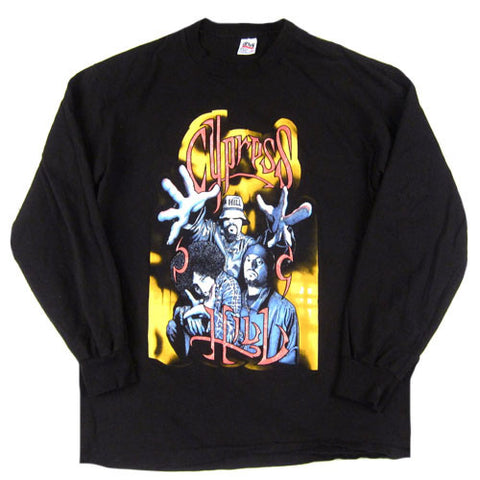 Vintage Cypress Hill Experience Long Sleeve T-Shirt