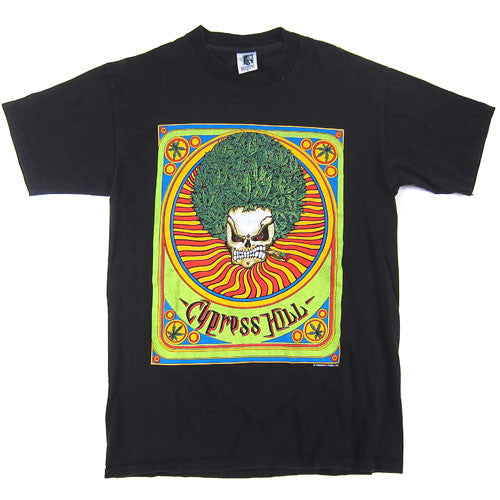 Vintage Cypress Hill Step Into Realm t-shirt