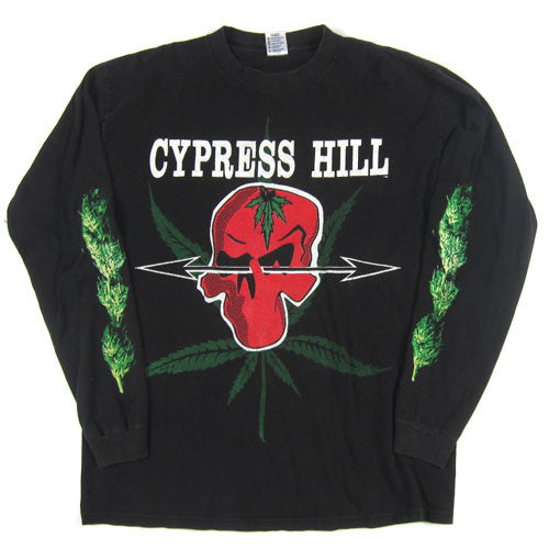 Vintage Cypress Hill Long Sleeve T-Shirt