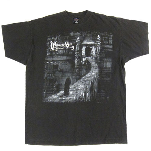 Vintage Cypress Hill Temples of Boom T-shirt