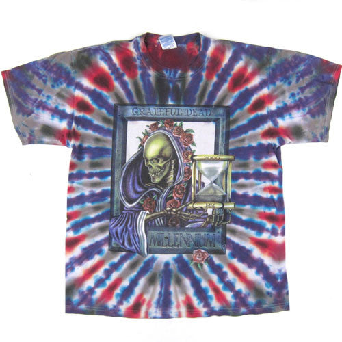 Vintage Grateful Dead Millennium Tour T-shirt