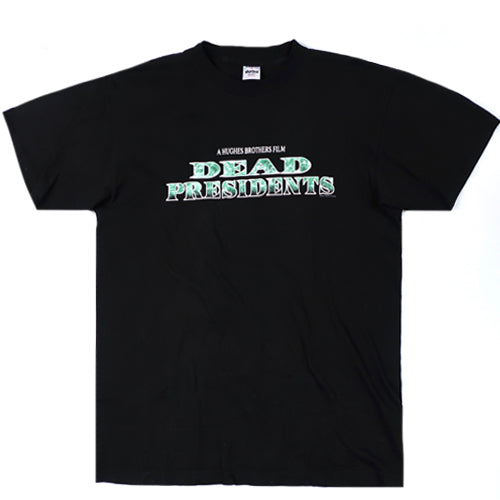 Vintage Dead Presidents 1995 Movie T-Shirt