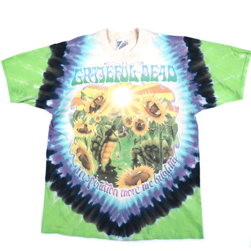 Vintage Grateful Dead 1995 Summer Tour T-shirt
