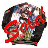 Vintage Deion Sanders Atlanta Falcons 1991 Jacket