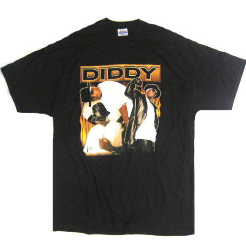 Vintage P. Diddy Bad Boy For Life T-Shirt