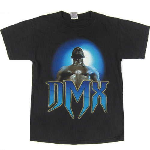 Vintage DMX It's Dark and Hell Is Hot T-shirt