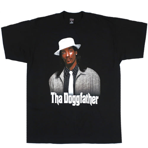 Vintage Snoop Dogg Tha Doggfather T-Shirt