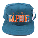Vintage Miami Dolphins Starter snapback hat NWT