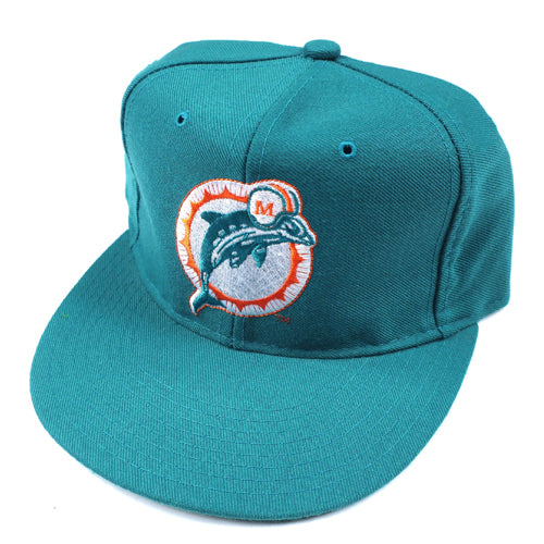 Vintage Miami Dolphins New Era Fitted