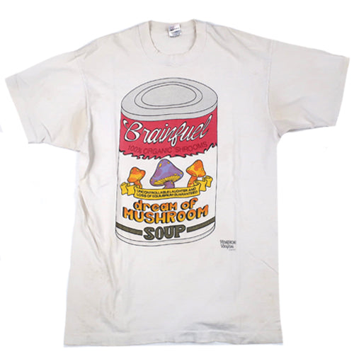 Vintage Dream of Mushroom Soup T-shirt