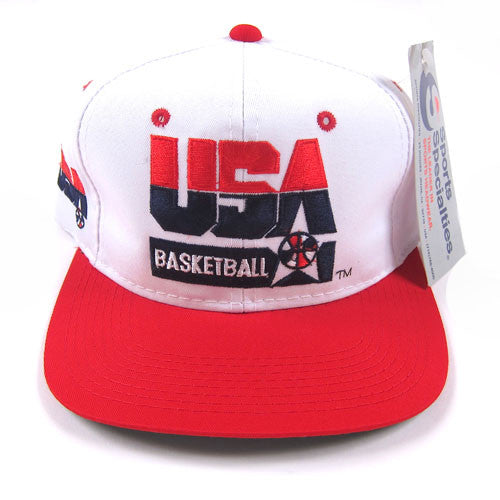 Vintage USA Dream Team Snapback Hat NWT