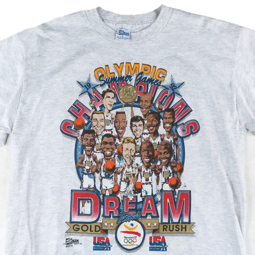 Vintage 1992 NBA Dream Team T-shirt