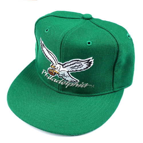 Vintage Philadelphia Eagles New Era Fitted