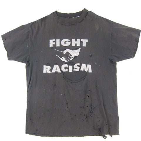 Vintage Fight Racism T-Shirt
