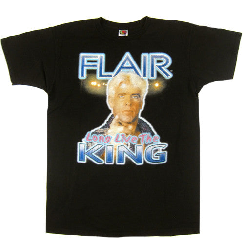 Vintage Ric Flair Long Live The King T-Shirt