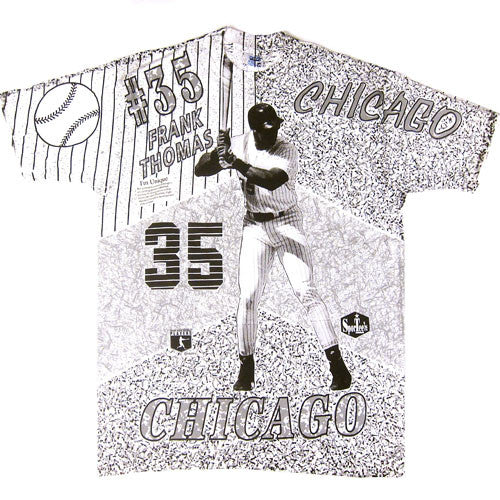 Vintage Frank Thomas Chicago White Sox T-shirt NWT