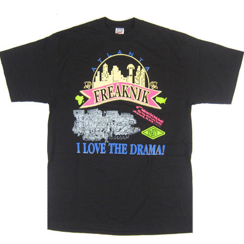 Vintage Freaknik I Love The Drama T-Shirt