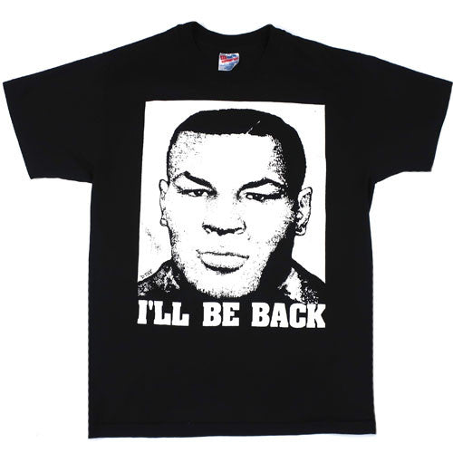 Vintage Free Mike Tyson T-Shirt